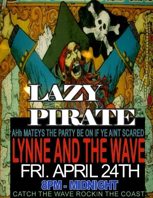 lazy april24