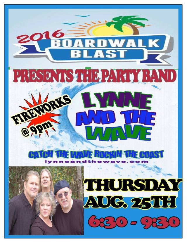boardwalk blast lynneandwave16